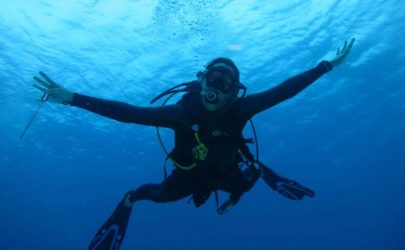 PADI Advanced Open Water Diver course (AOWD)