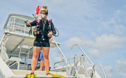 PADI Boat Diver Spezialkurs