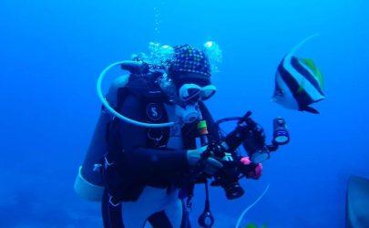 PADI Digitale Unterwasser Fotografie