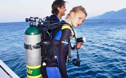 PADI Enriched Air course (Nitrox)