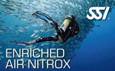 Spezialkurs Enriched Air Diver (Nitrox)