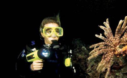 夜潜潜水员专长课程