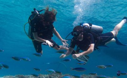 PADI Courses in Hurghada