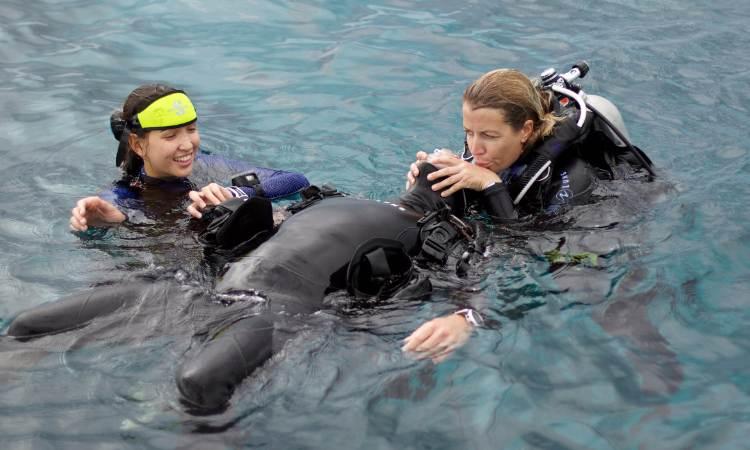 Курс подводного спасателя