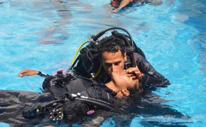 救援潜水员课程